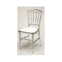 chaise napoléon transparante