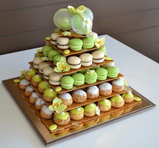 meli_melo_piece_montee_choux_macaron_anniversaire